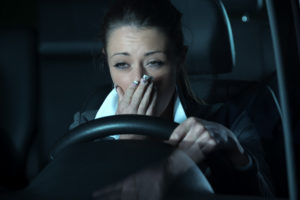 Distracted Driver, Tired Driver, Pre-Driving