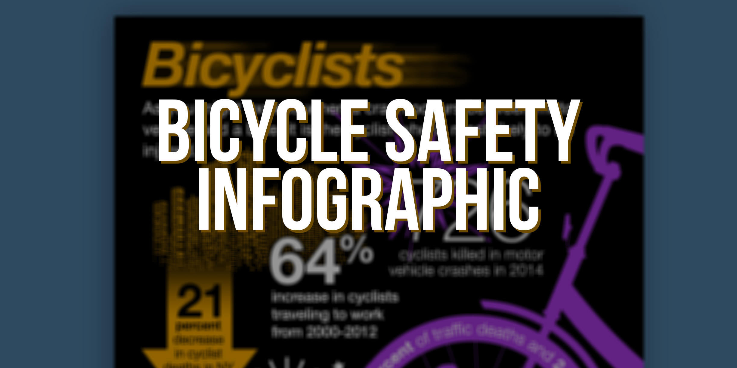 INFOGRAPHIC: Bicycle Safety