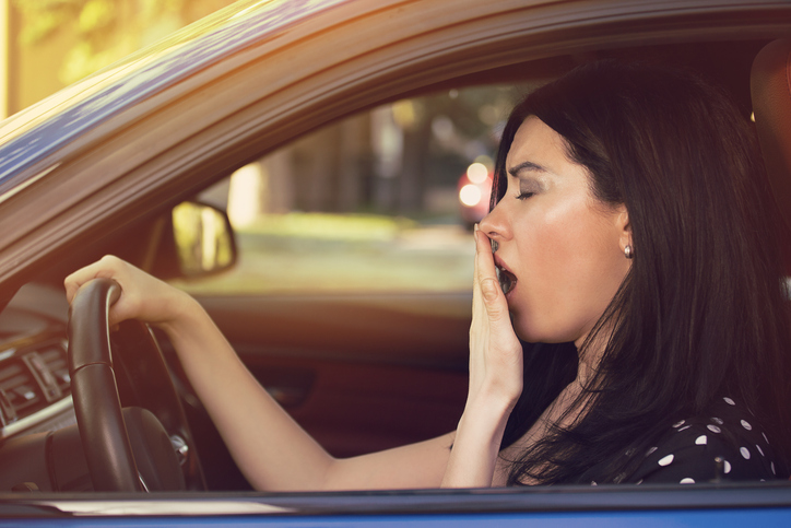 DWD: Dangers of Driving While Drowsy
