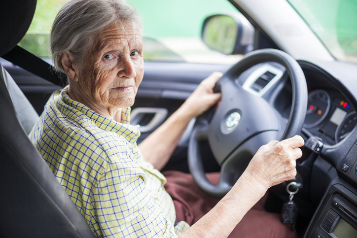 Senior Driving: It's time for the talk. Are you ready?