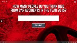 fleet driving safety example: interactivity