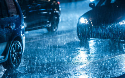 Safety Tips for Driving in Rain