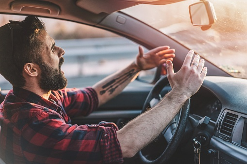 Alabama has a new road rage law in effect