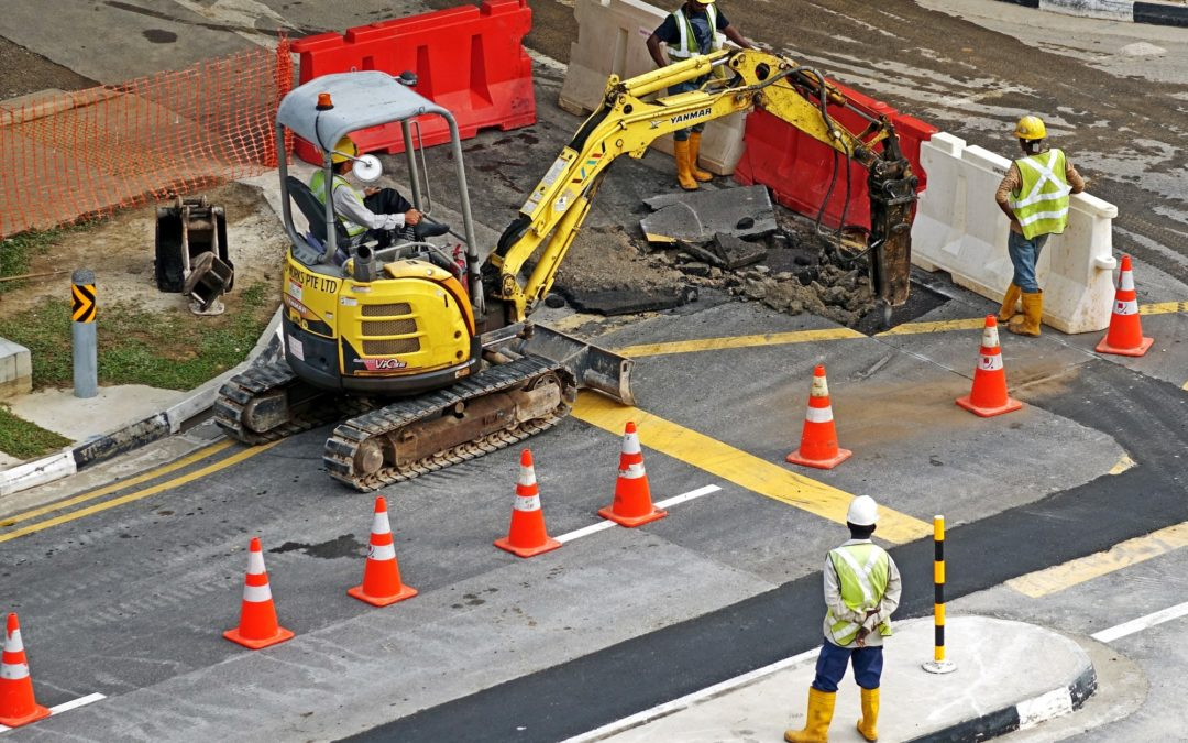 722 people a year die in construction zone accidents. That comes out to almost two people dying in a construction zone auto accident every day.