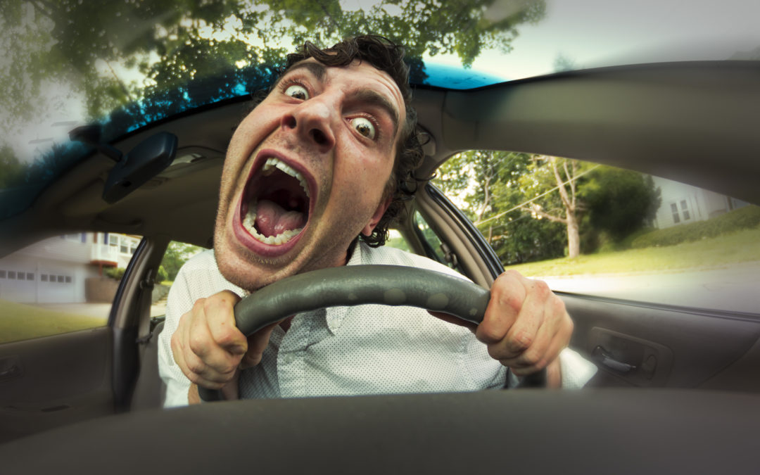 Angry drivers can lead to road rage and can create a very dangerous situation for all parties involved.