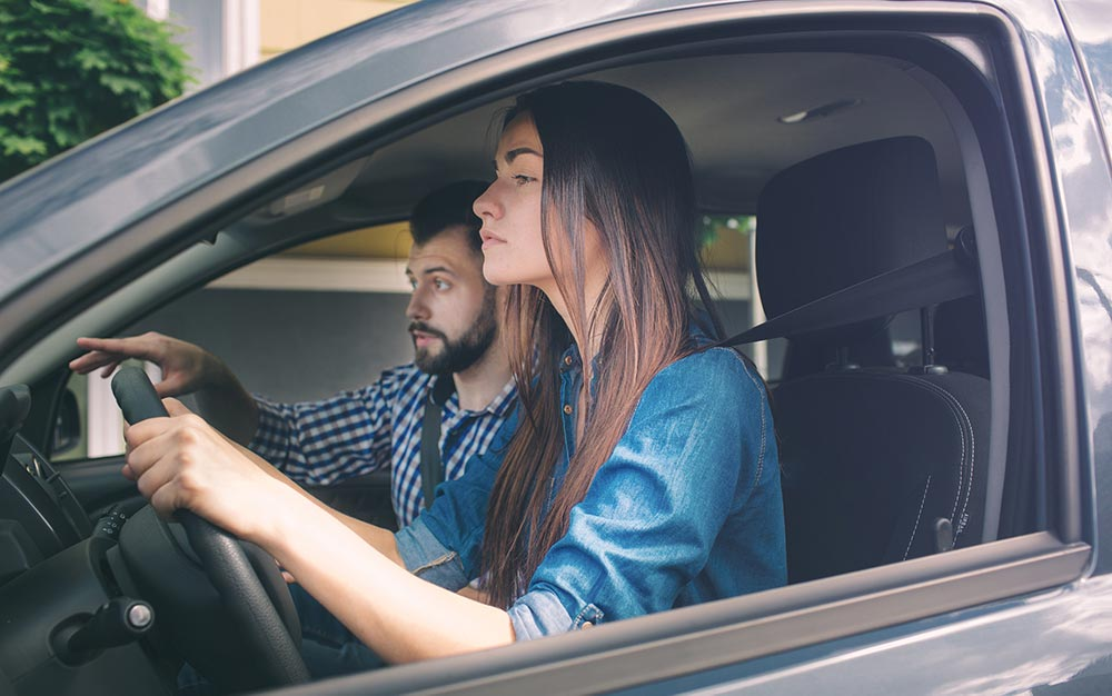 Top Reasons Why People Fail Their Driving Test