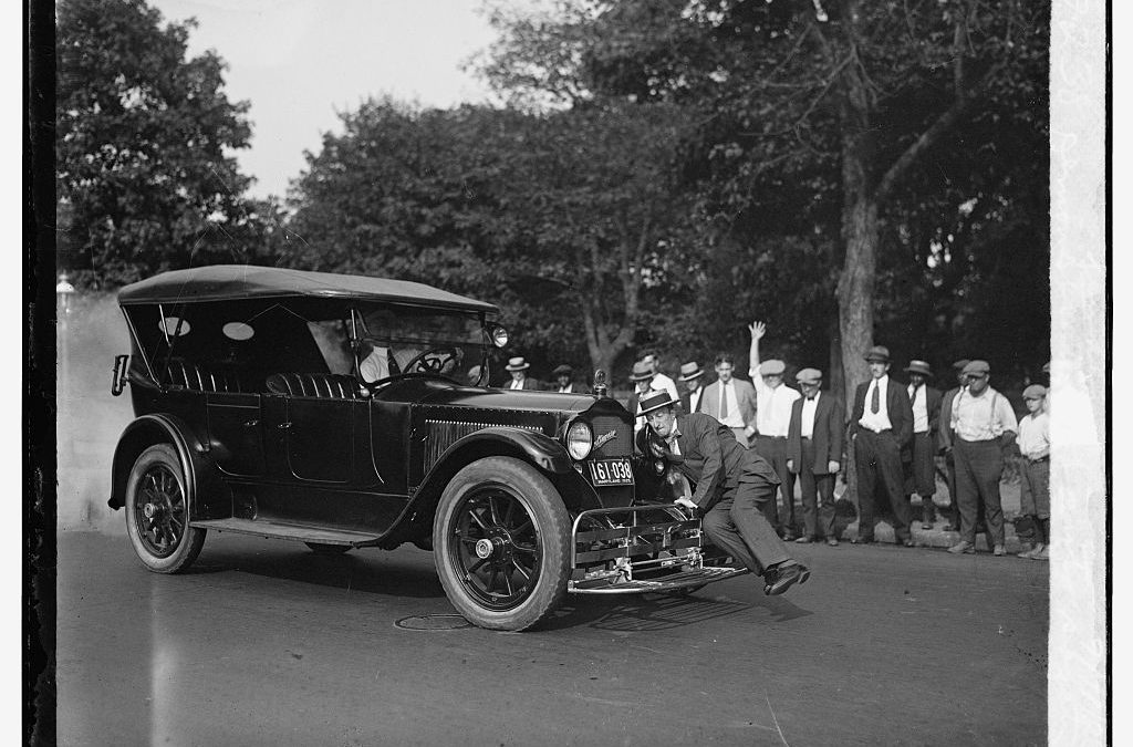 Auto Bumpers: From People Catcher to Technological Wonders