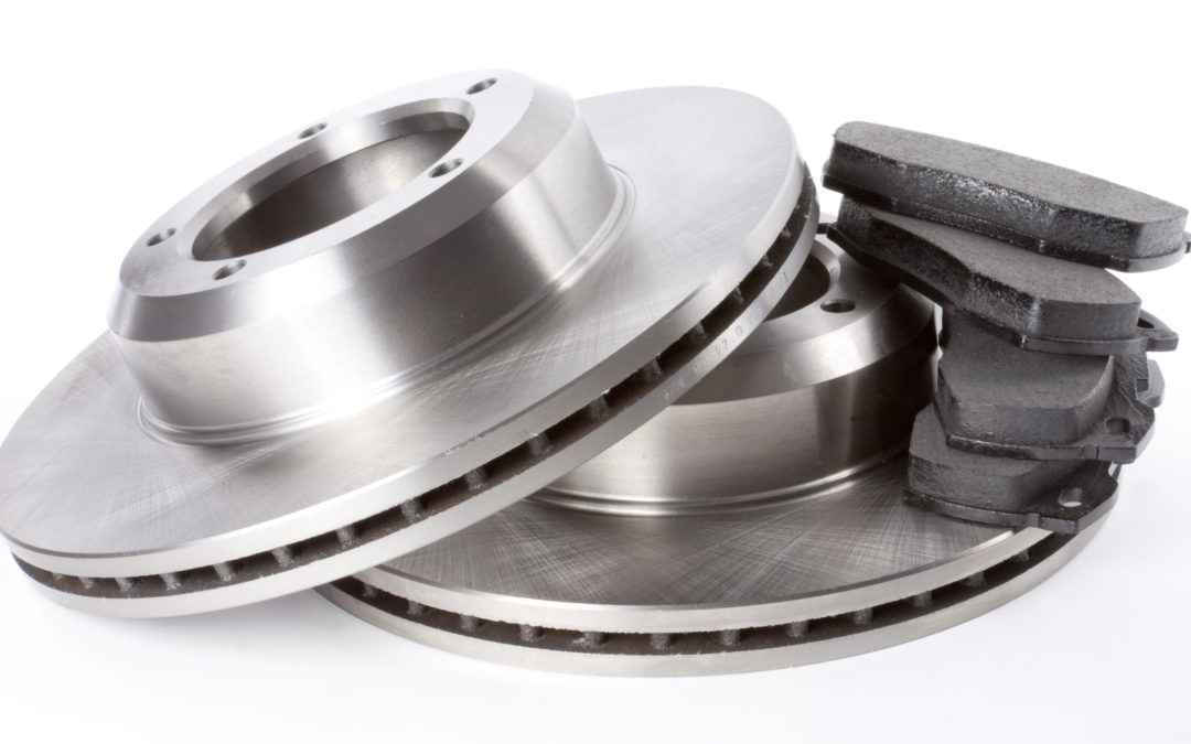 Squeaky Brakes? Here's What to Do